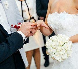 Проведение свадьбы: искусство дарить радость