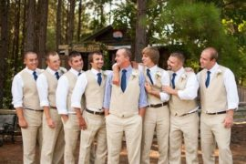 Picking Your Groomsmen - Our Best Advice for Awkward Situations